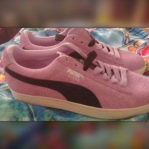 Brand New Suede Pumas